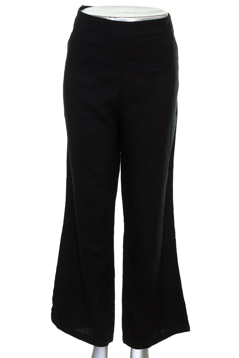 Pantalón Formal color Negro - Azulu