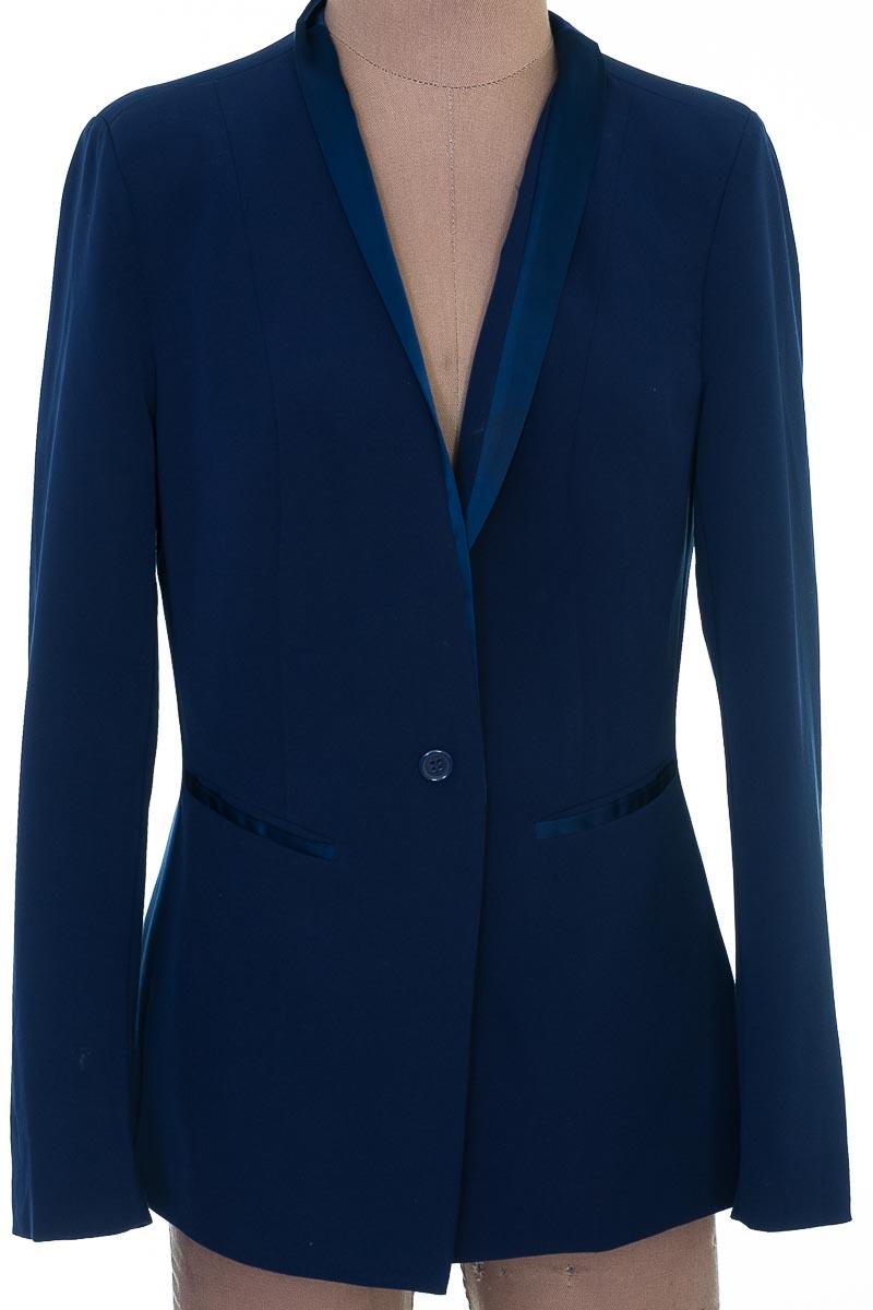 Chaqueta / Abrigo color Azul - NAF NAF