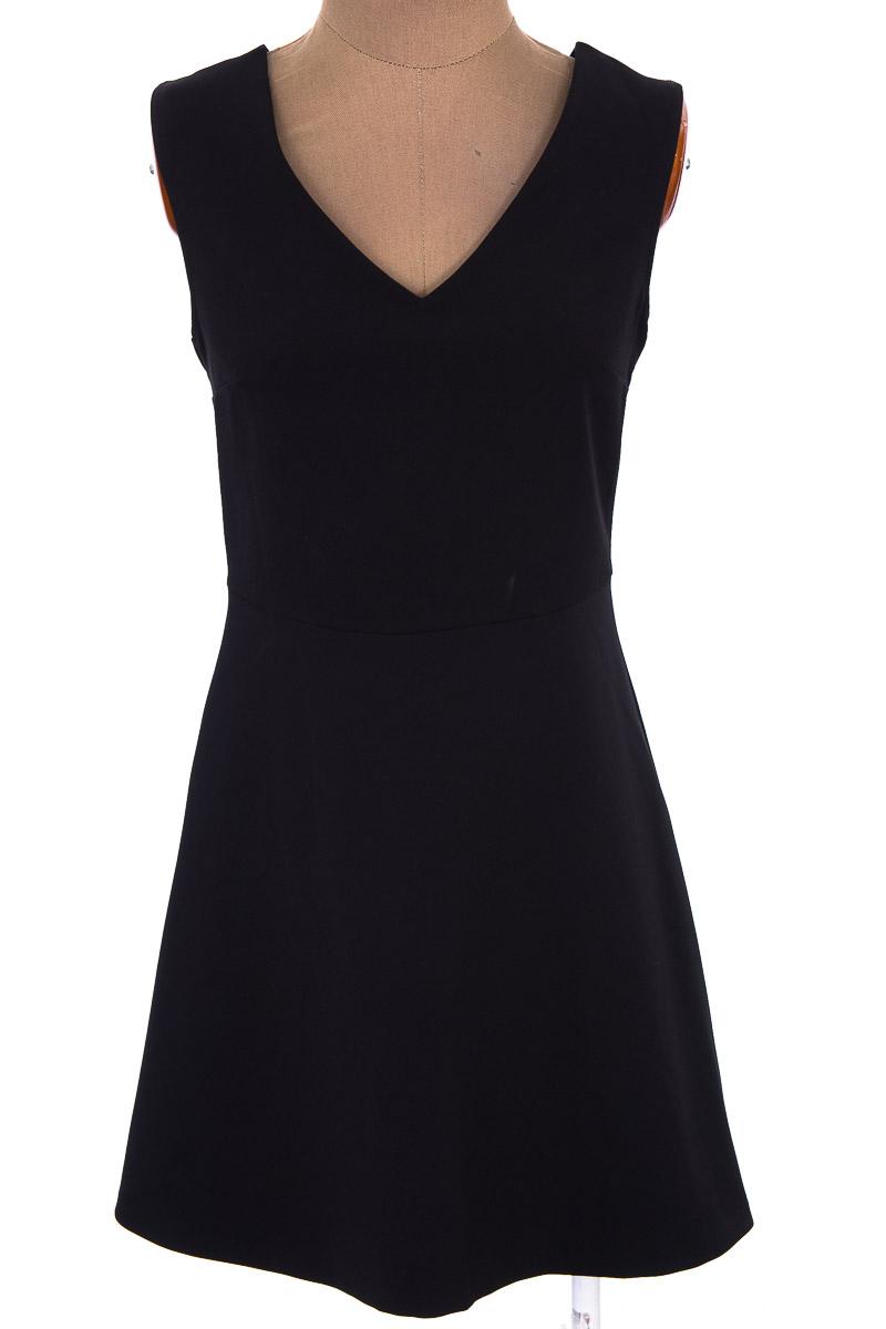 Vestido / Enterizo Casual color Negro - Seven Seven