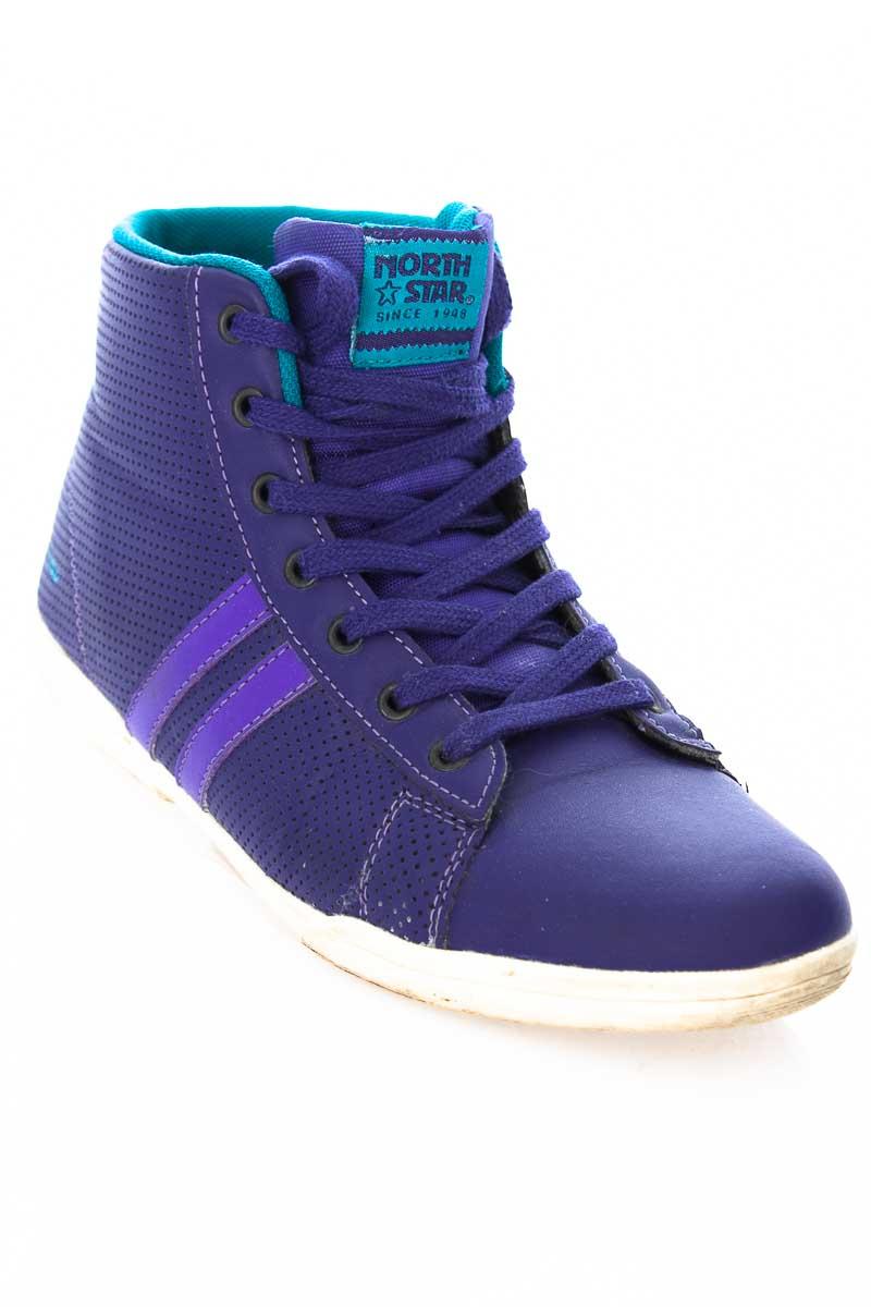 Zapatos color Morado - North Star
