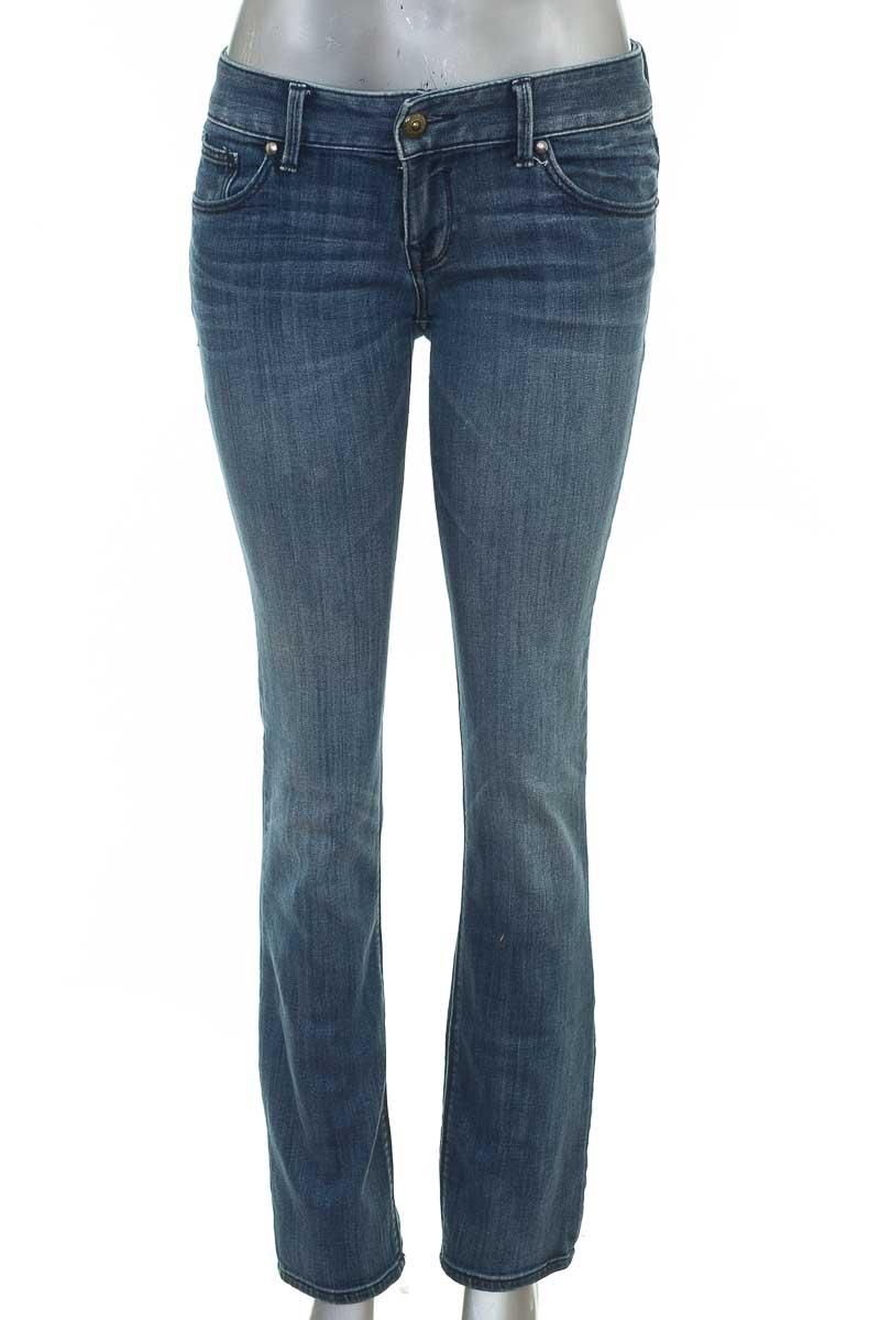 Pantalón Jeans color Azul - Express