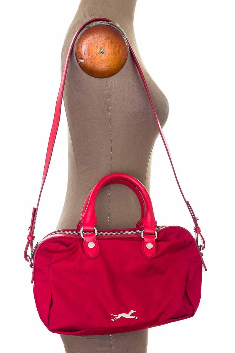 Cartera / Bolso / Monedero color Rojo - Longchamp