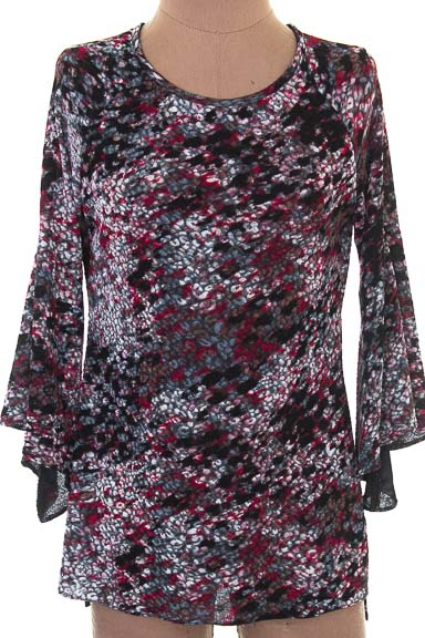 Blusa color Negro - Carretel