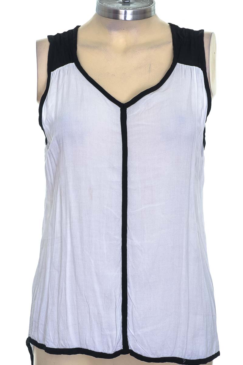 Top / Camiseta color Blanco - Pacífika