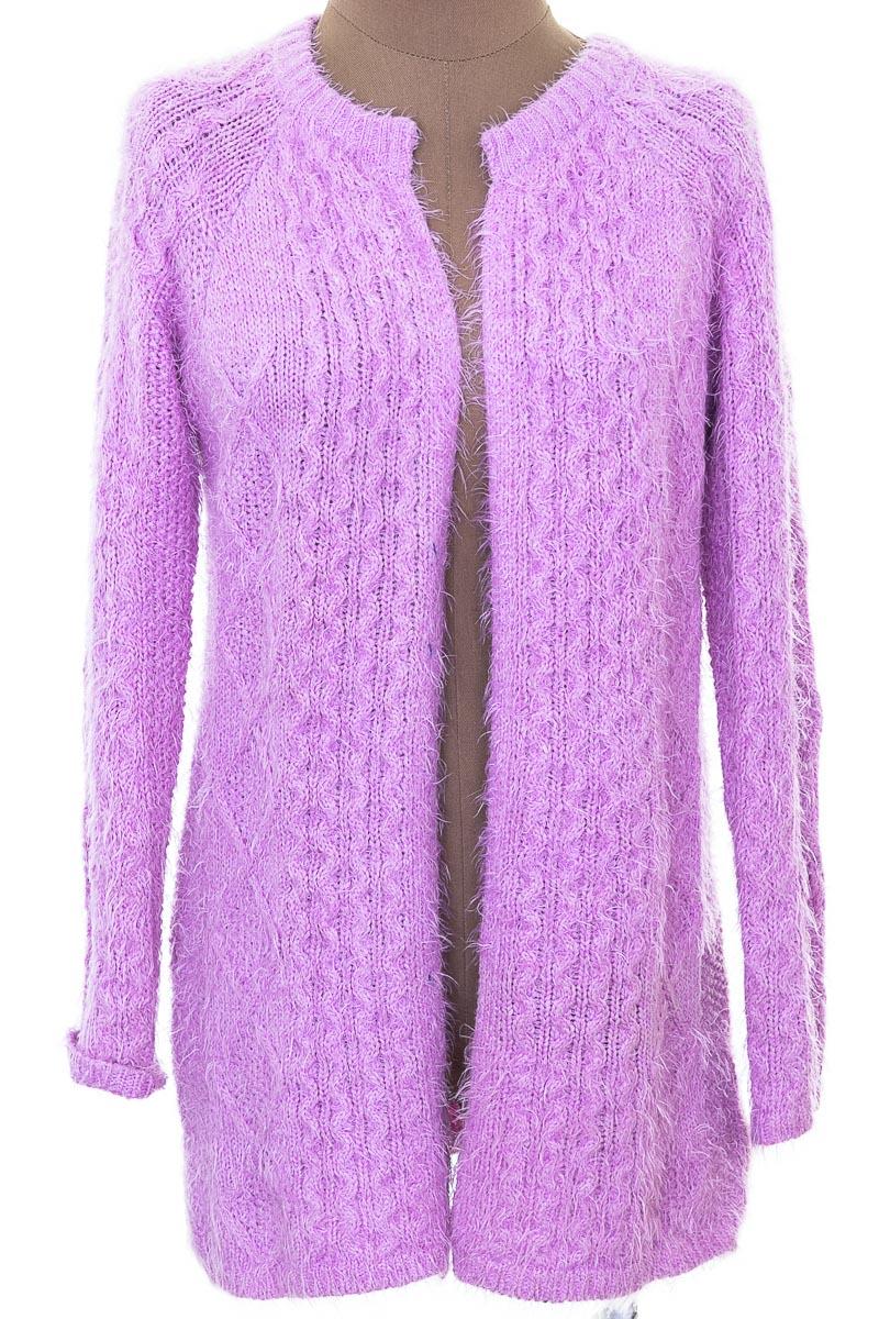 Sweater color Morado - Closeando