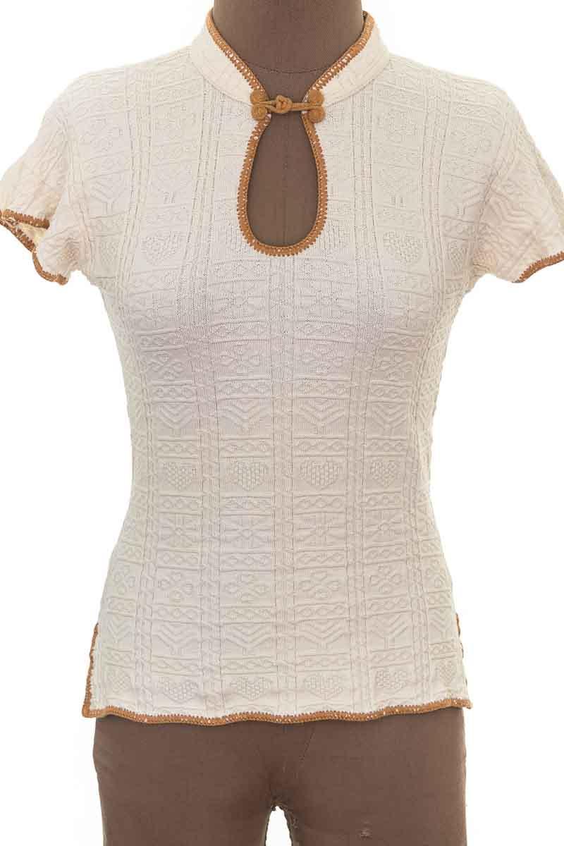 Sweater color Beige - Usurex