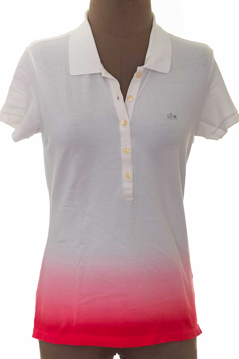 Top / Camiseta color Blanco - Lacoste
