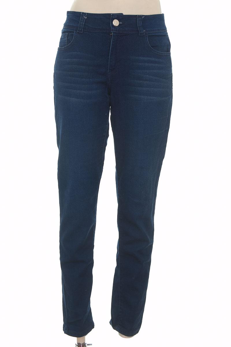 Pantalón color Azul - People Concept