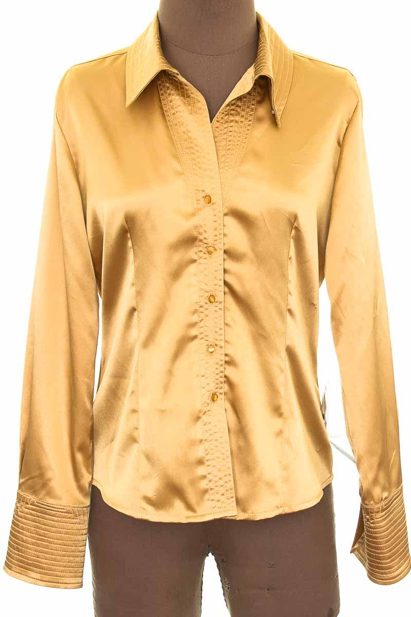 Blusa color Dorado - ZOLFERINO