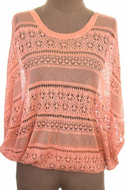 Sweater color Salmón - Streetwear