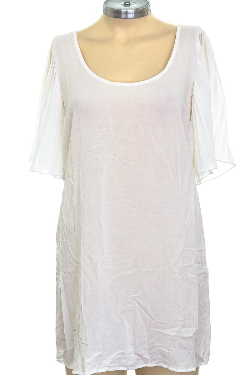Vestido / Enterizo color Blanco - Solemio