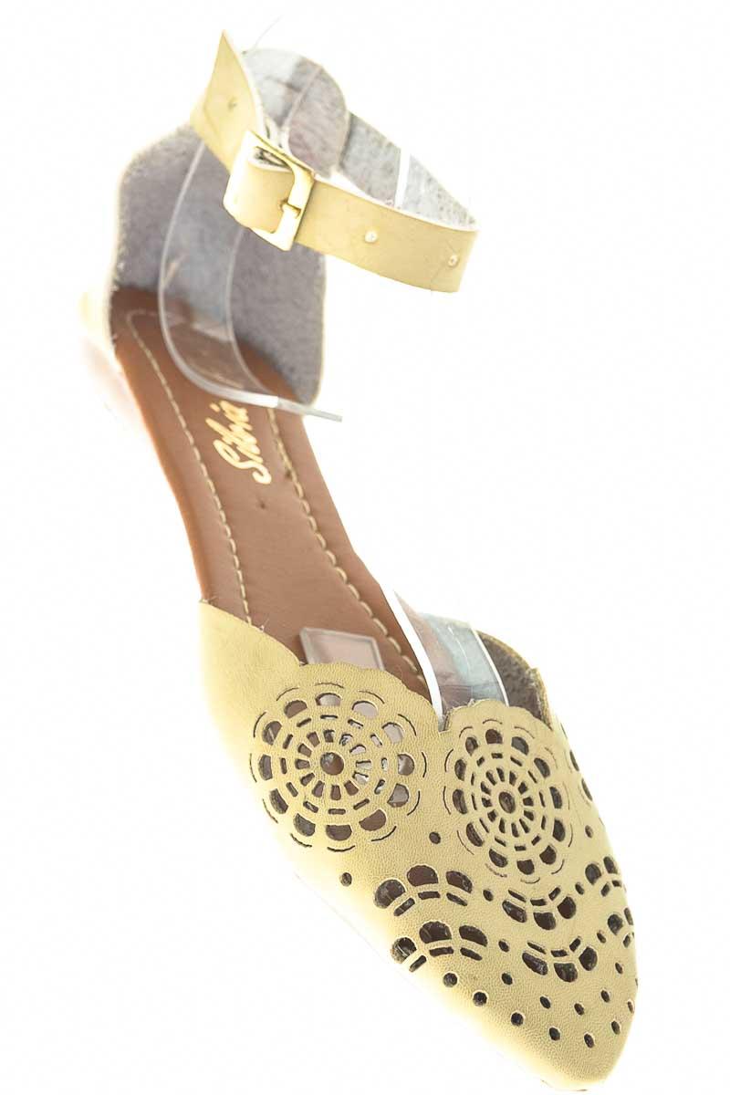 Zapatos color Beige - Silvia Paola