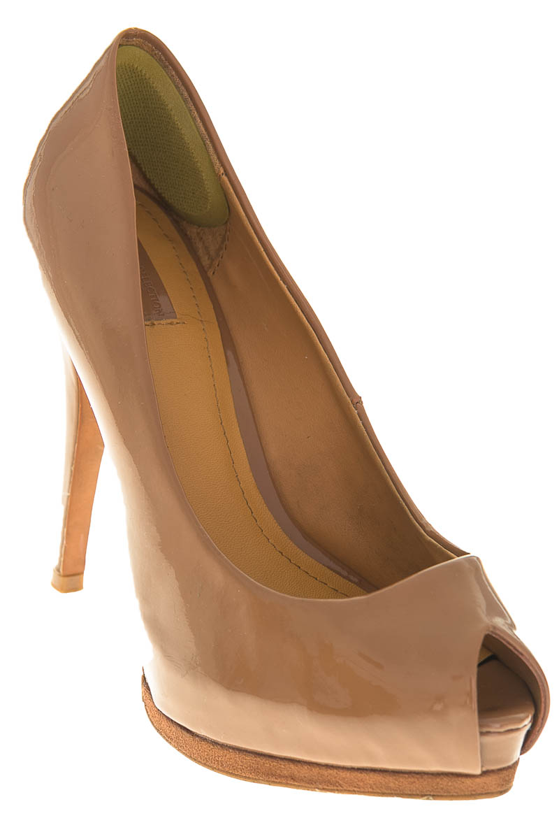 Zapatos color Café - Zara
