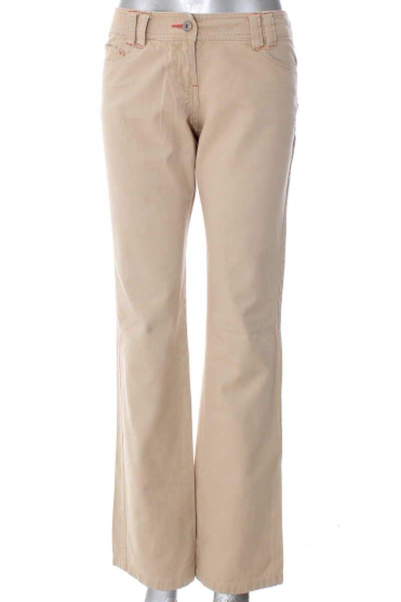 Pantalón Casual color Beige - MNG