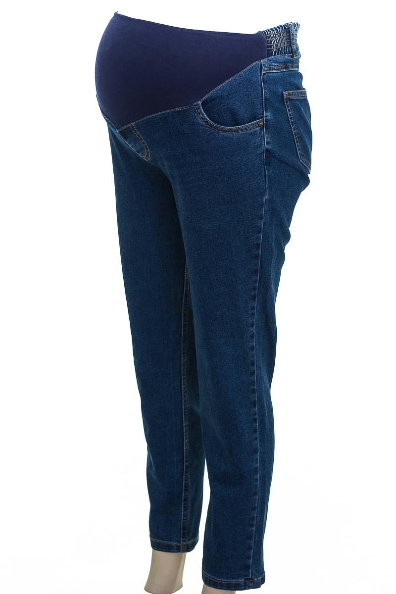 Pantalón color Azul - CLIO ROPA MATERNA