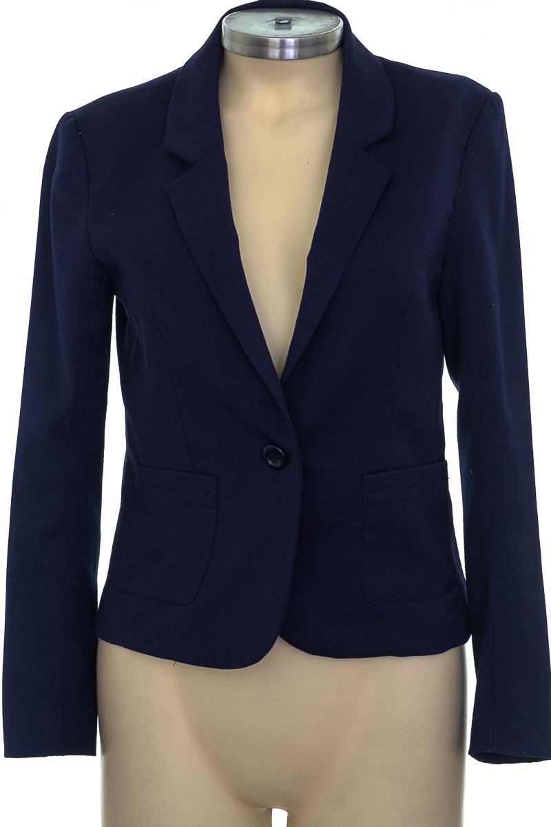 Chaqueta / Abrigo color Azul - H&M
