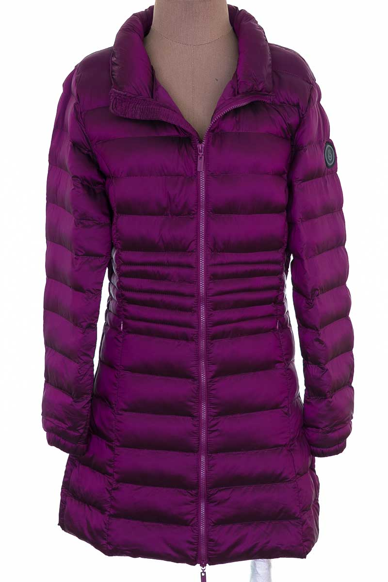 Chaqueta / Abrigo color Morado - Gaban Padded Row