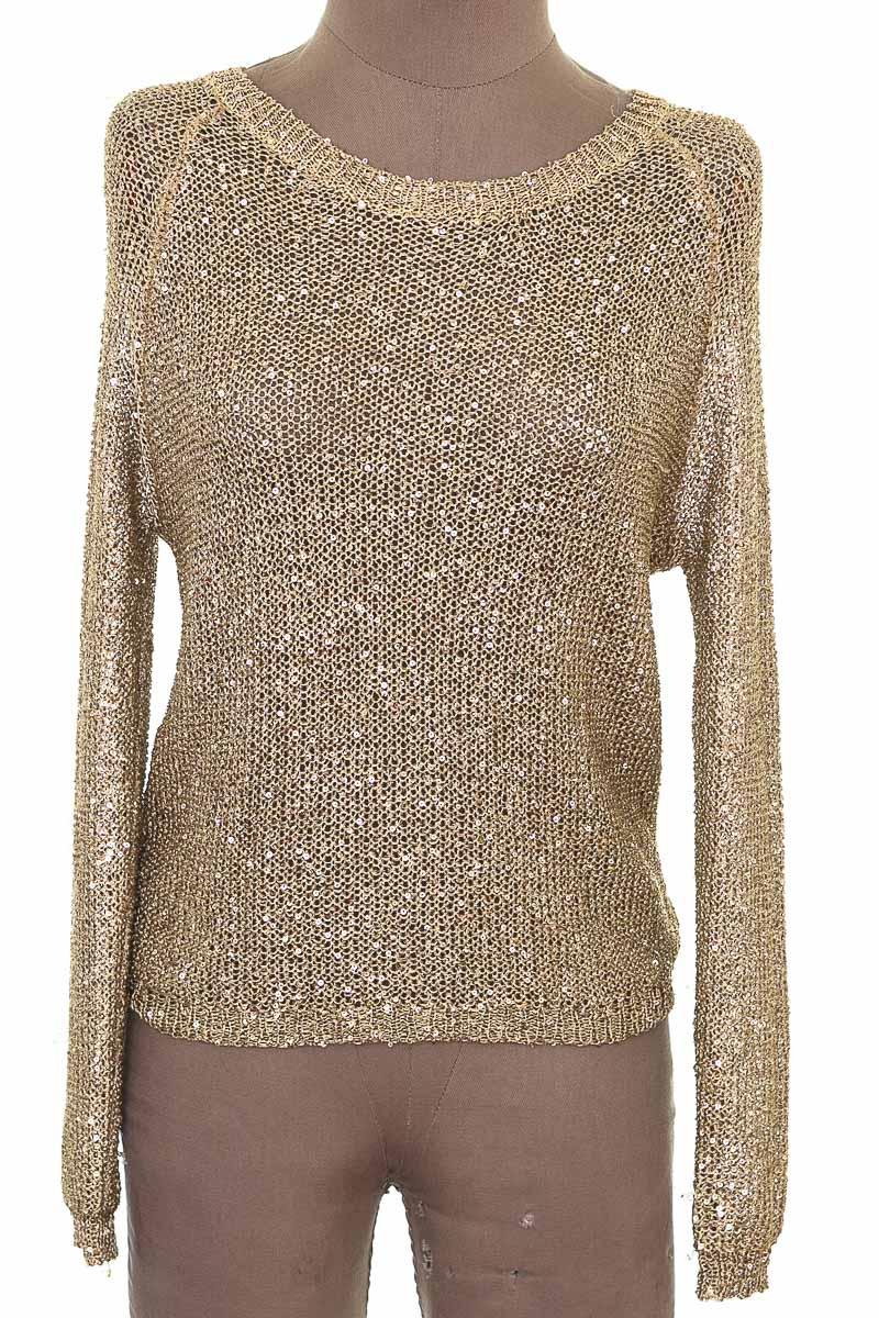 Sweater color Plateado - Studio F