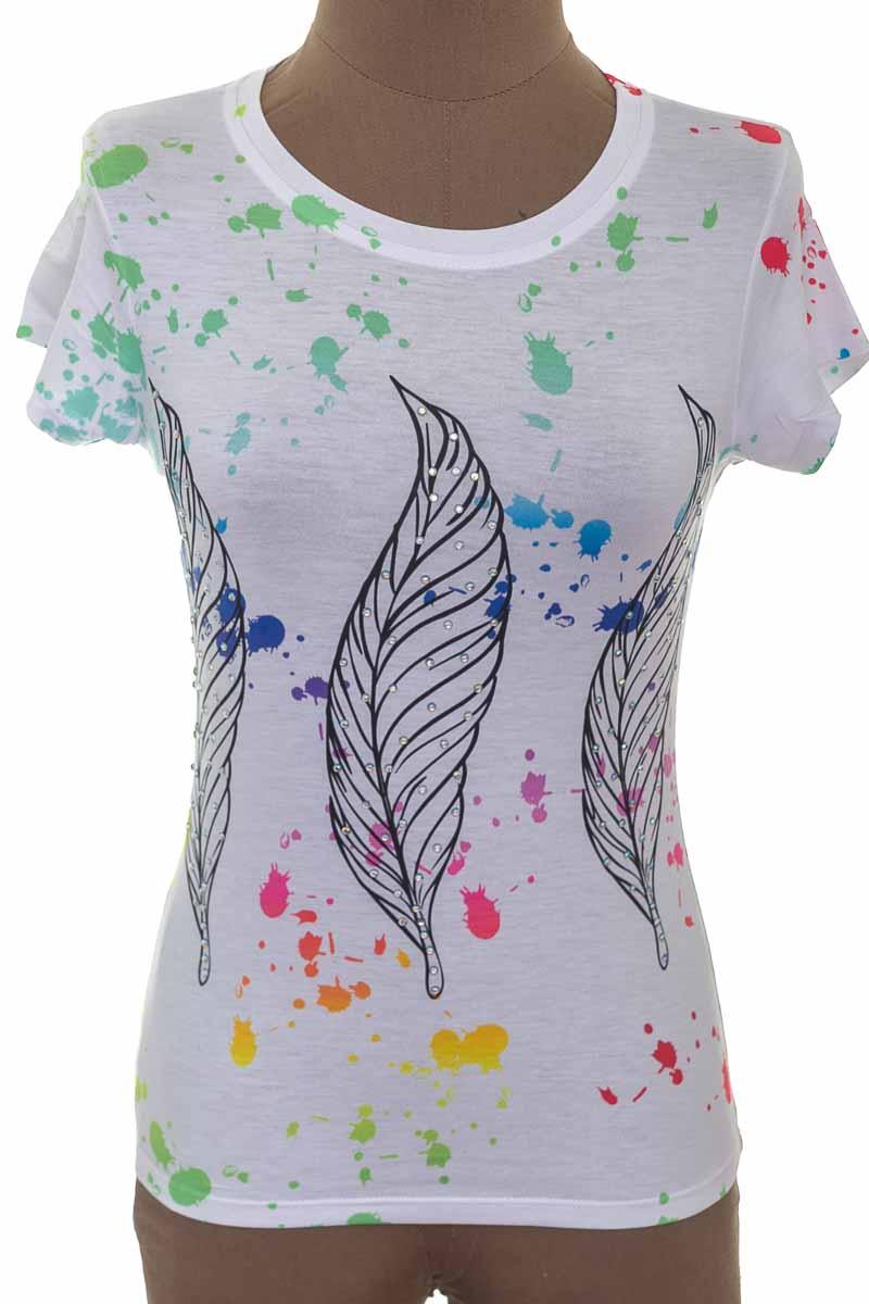 Top / Camiseta color Blanco - Etanol