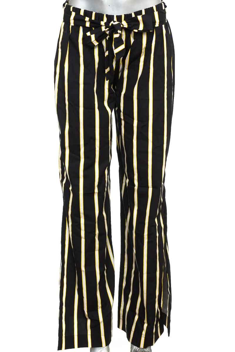 Pantalón Casual color Negro - Pacífika