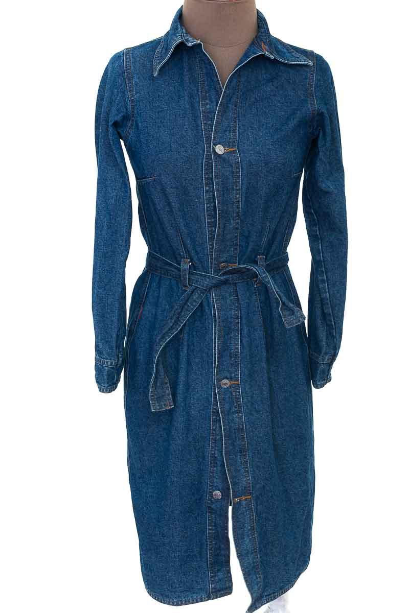 Vestido / Enterizo color Azul - Gamin