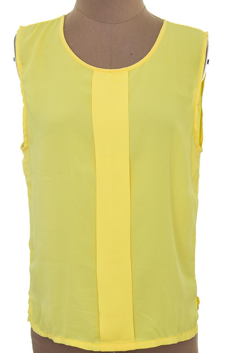 Blusa color Amarillo - Closeando
