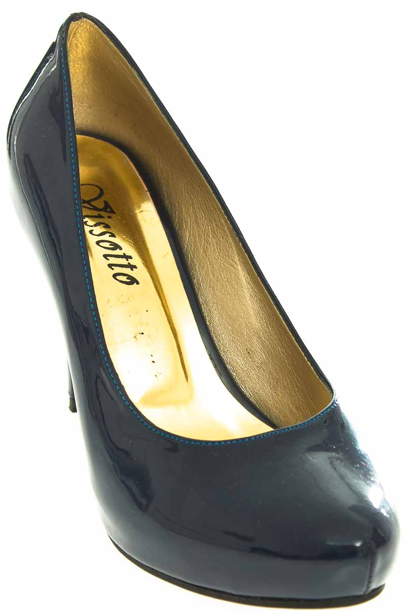 Zapatos Tacón color Azul - Vissotto