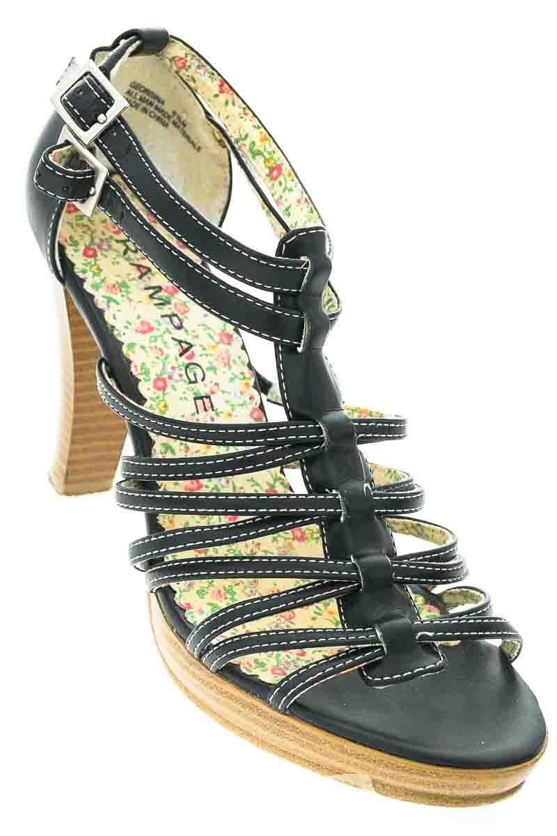 Zapatos Sandalia color Negro - Rampage