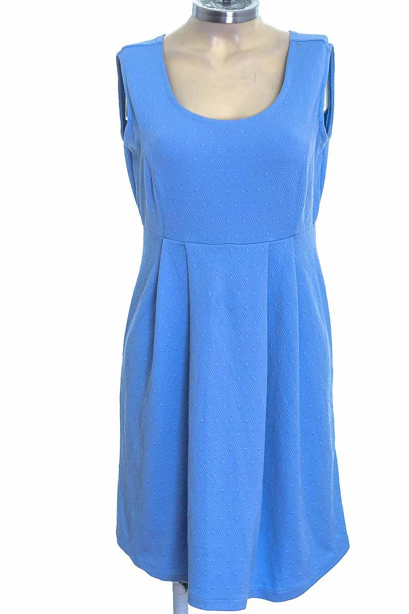 Vestido color Azul - Panzitas