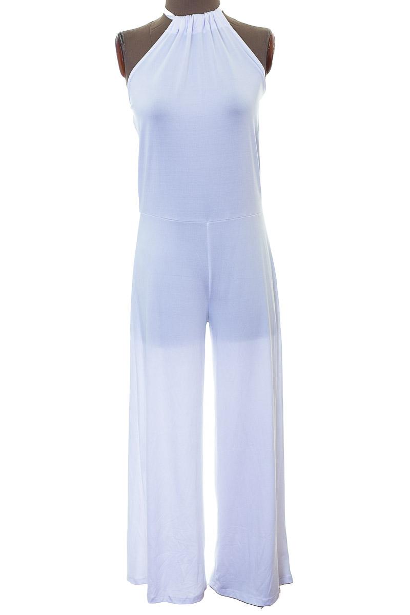 Vestido / Enterizo Enterizo color Blanco - Azorti