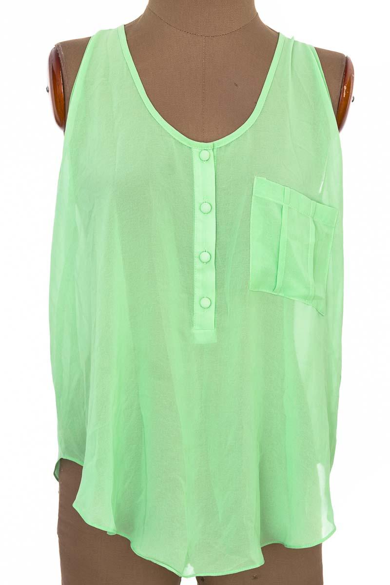 Blusa color Verde - A la mar