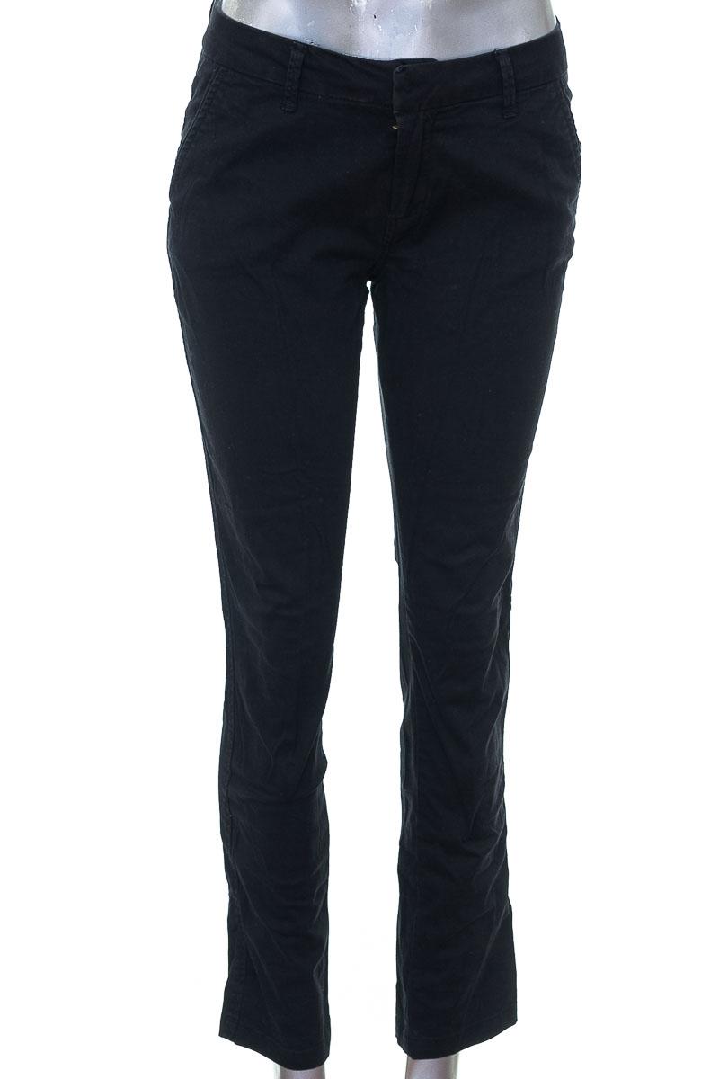 Pantalón Casual color Negro - Gef
