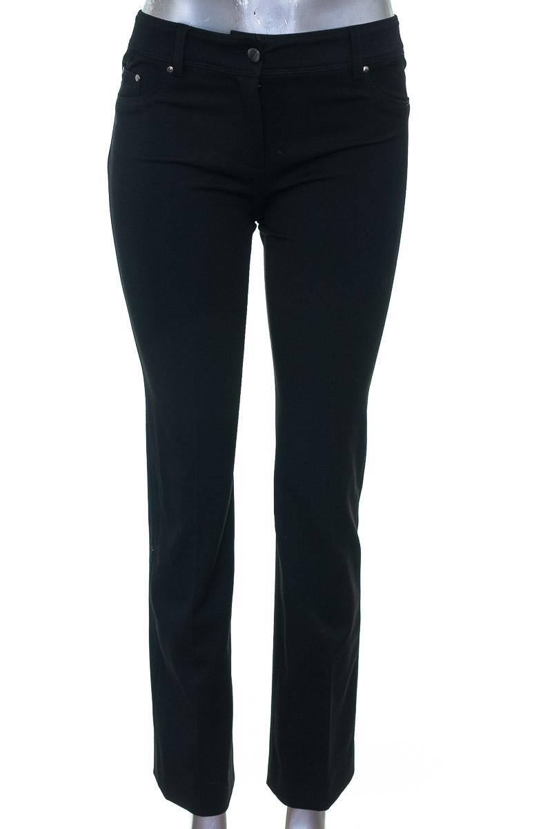 Pantalón Casual color Negro - Crystal