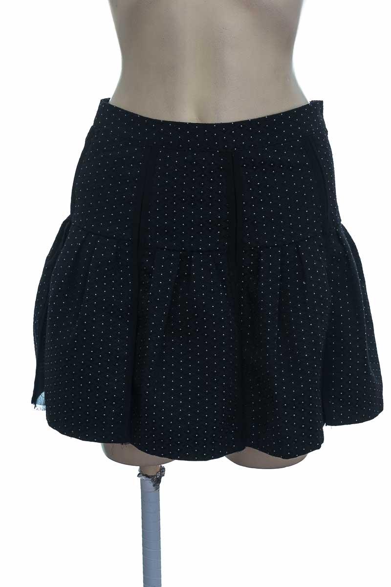 Falda color Negro - Sans Souci