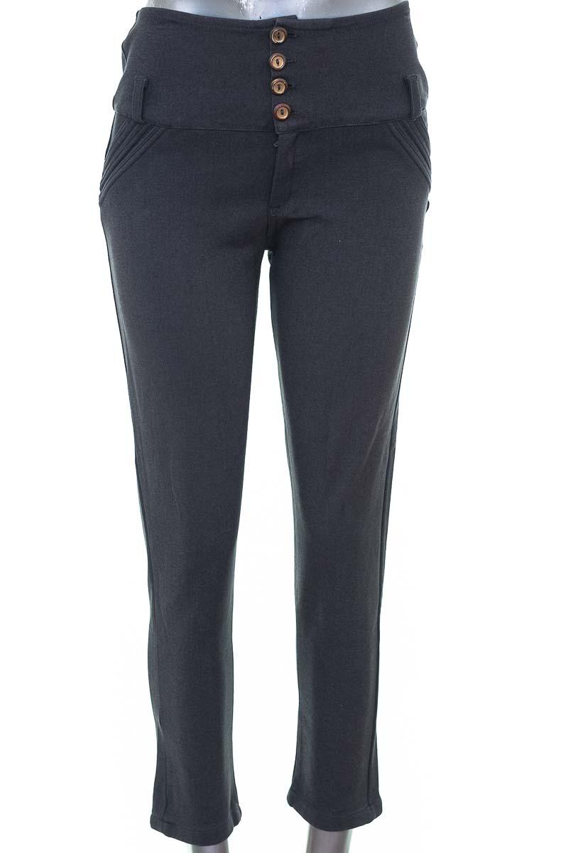 Pantalón Formal color Gris - Max Bonita