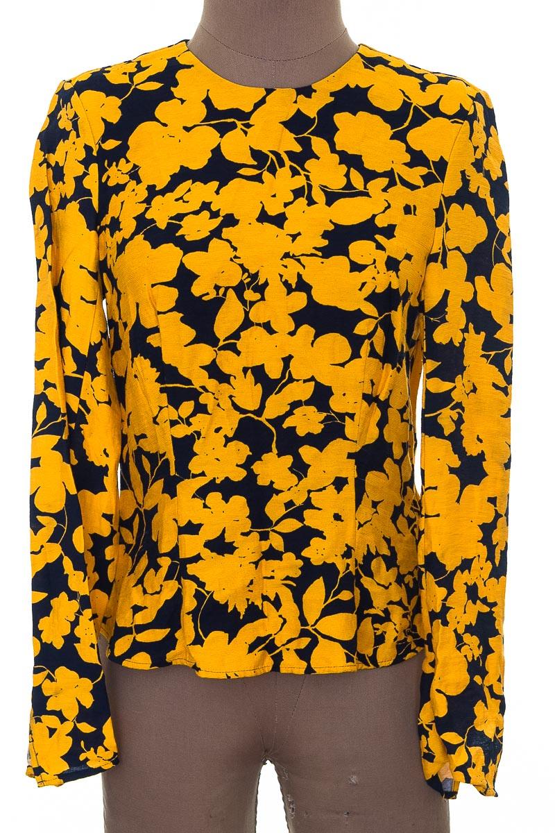 Blusa color Amarillo - H&M