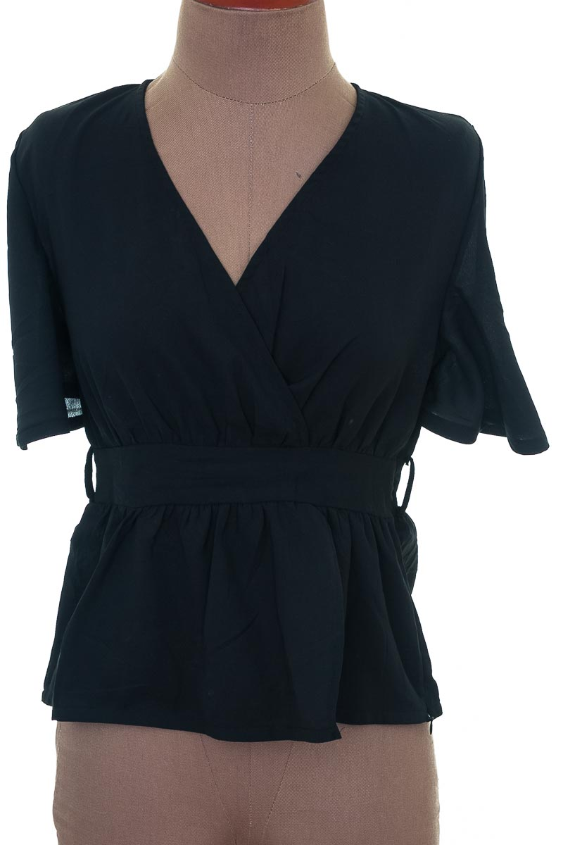 Blusa Formal color Negro - Follow me