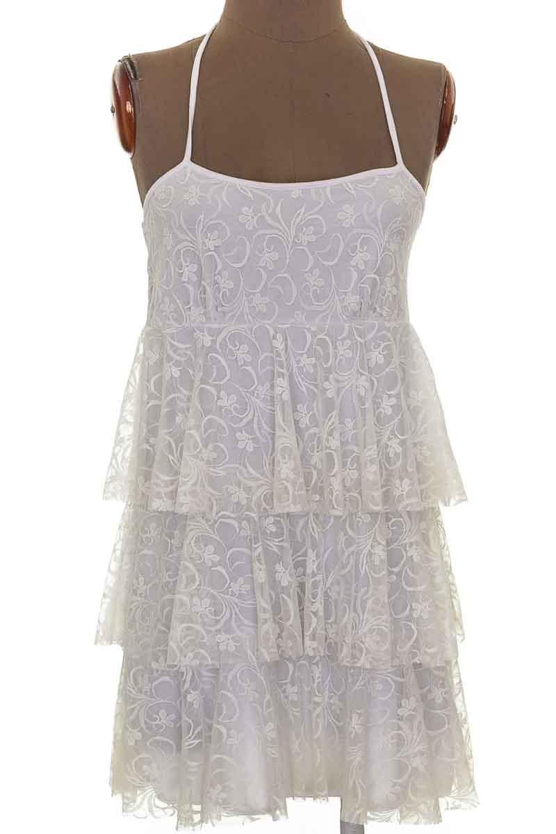 Vestido / Enterizo color Blanco - Queens