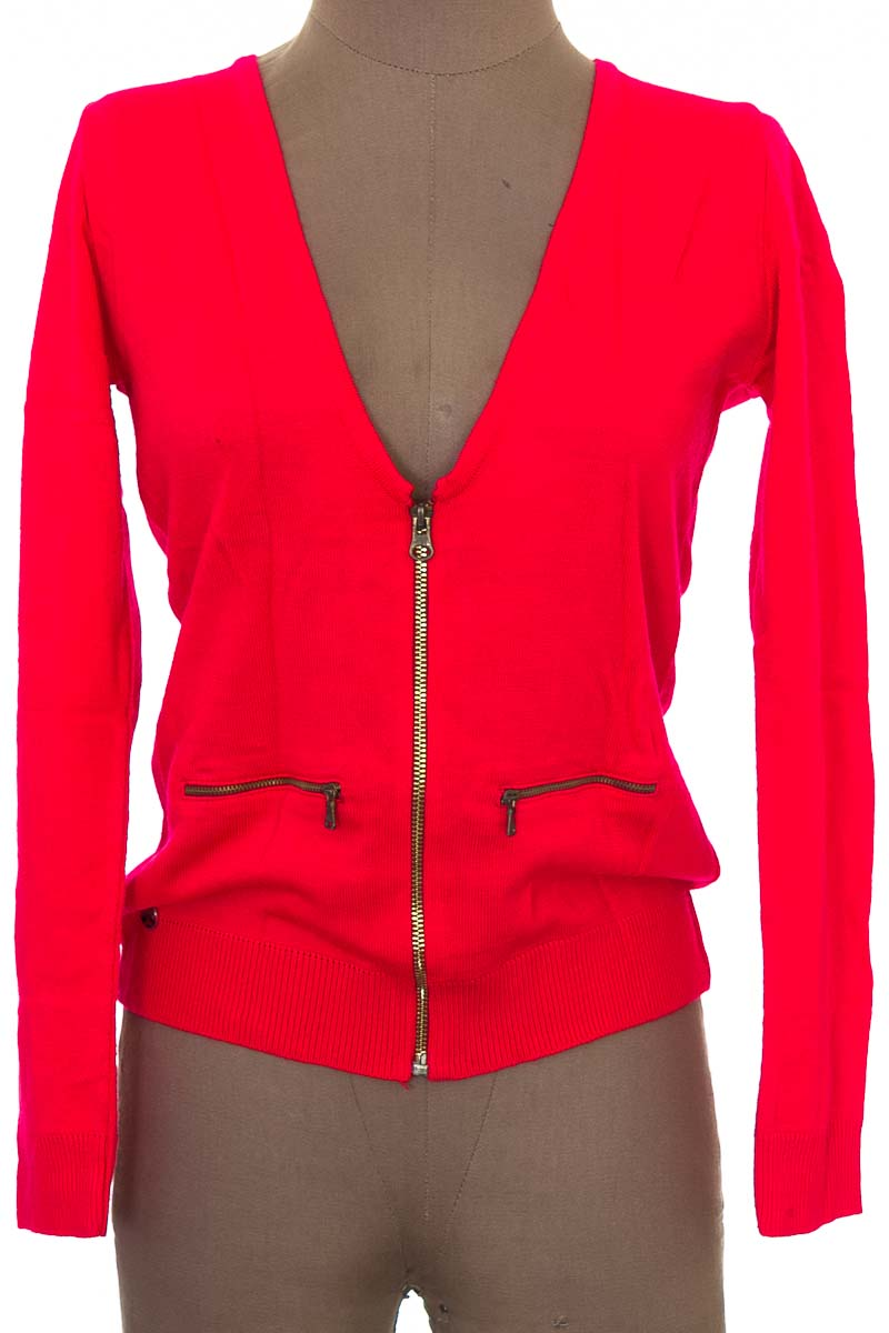 Sweater color Rojo - SFILER