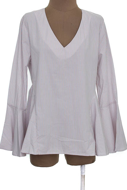 Blusa color Blanco - Romeo & Juliet Couture