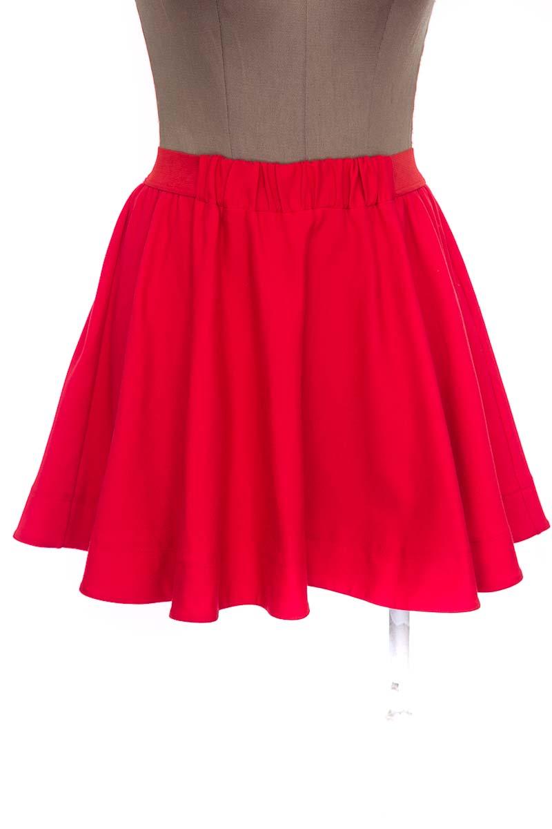 Falda Casual color Rojo - Studio F
