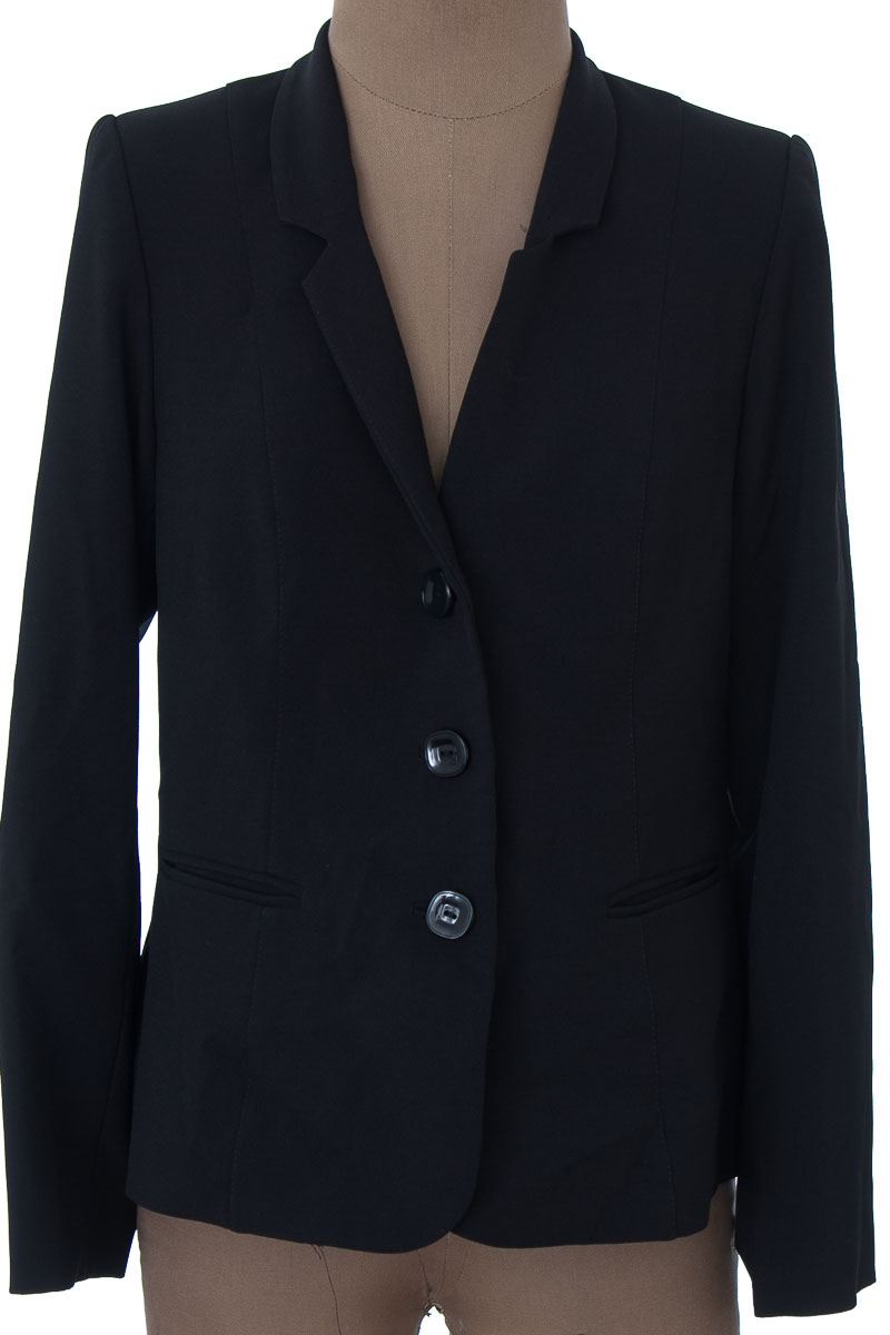Chaqueta / Abrigo color Negro - Celmy