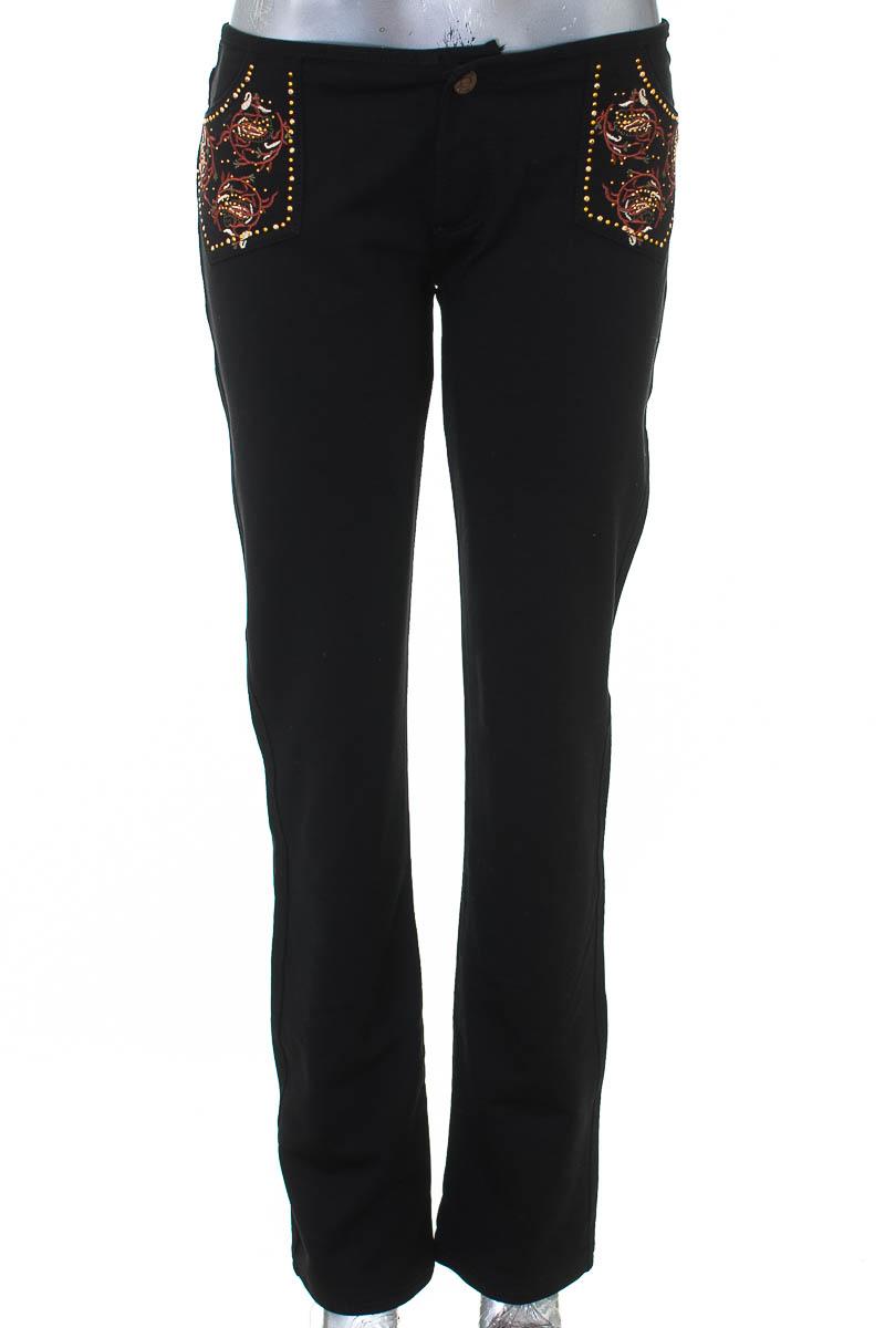 Pantalón color Negro - Salvaje