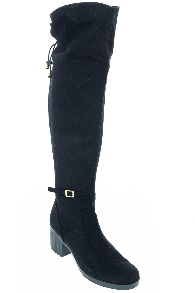 Zapatos Baleta color Negro - Gor Abar