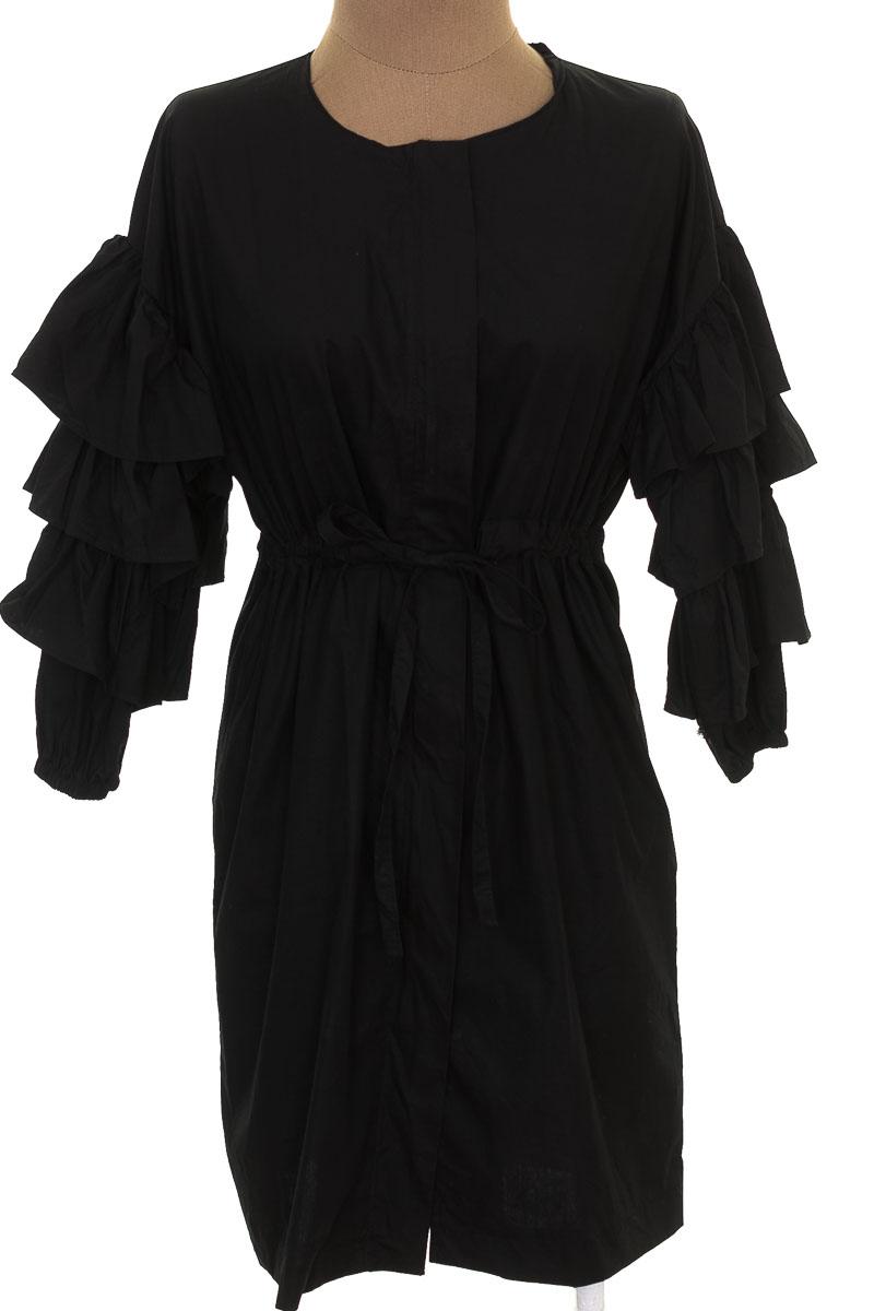 Vestido / Enterizo Casual color Negro - Style Mafia