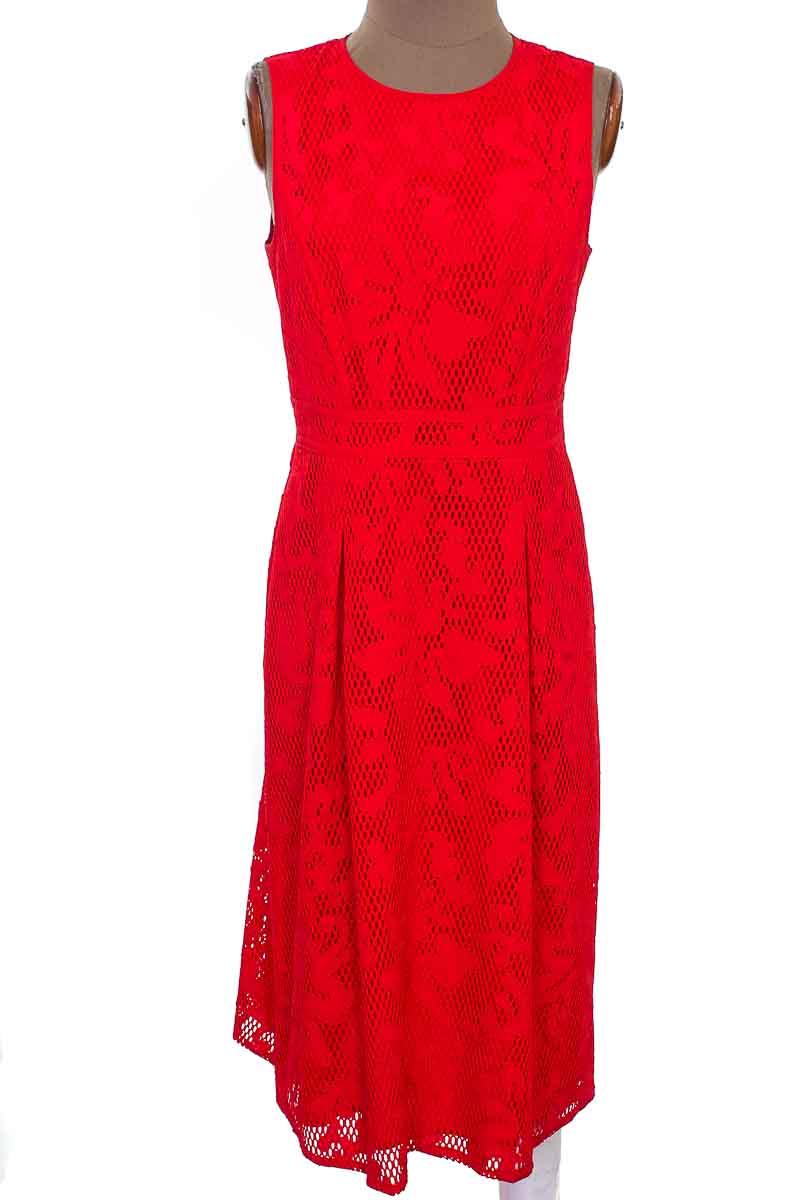 Vestido / Enterizo Fiesta color Rojo - Warehouse