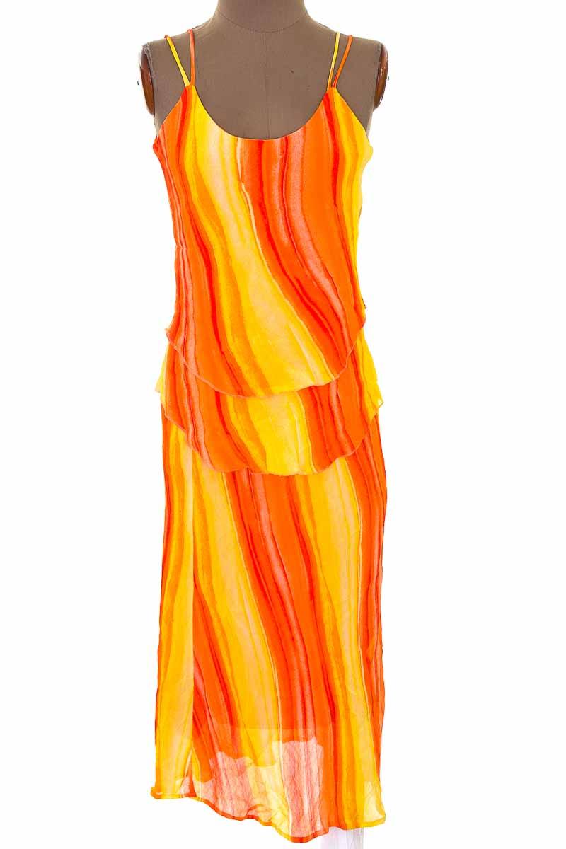 Vestido / Enterizo Fiesta color Naranja - COVERUP