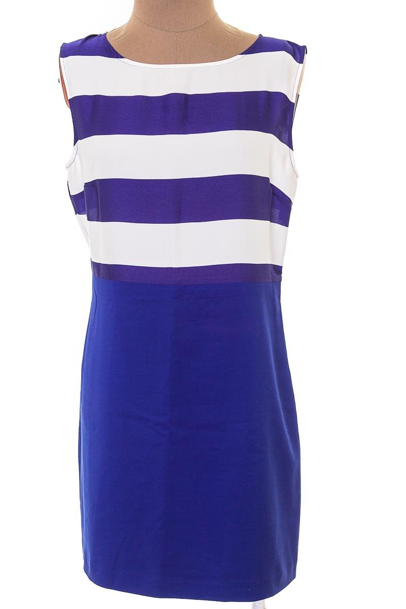 Vestido / Enterizo color Azul - Zara