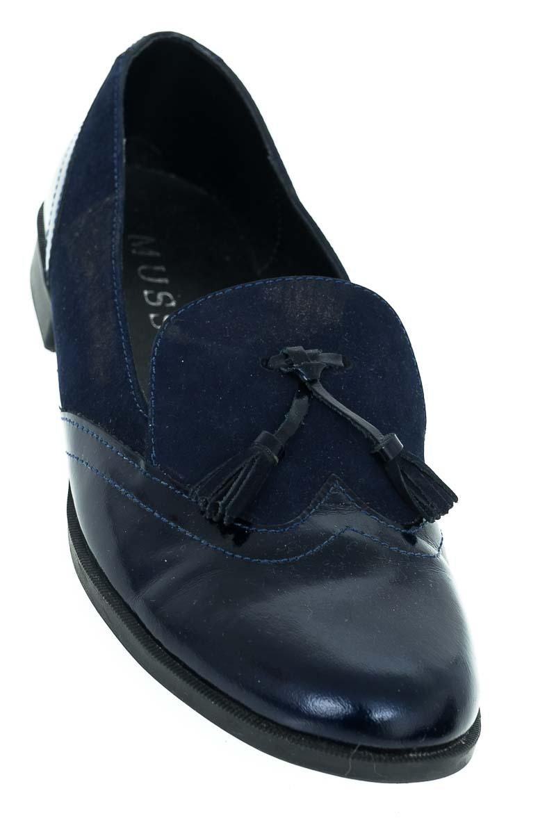 Zapatos Tenis color Azul - Mussi