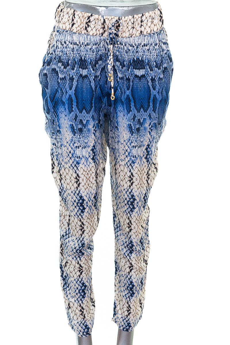 Pantalón Casual color Azul - Touche